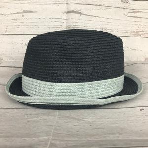 ea8b3c3fd36 Original Penguin blue paper straw fedora hat